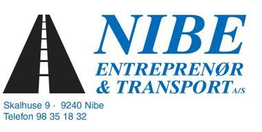 Nibe Entreprenør & Transport A/S